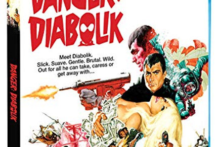 Danger: Diabolik (SHOUT) (Blu-Ray)