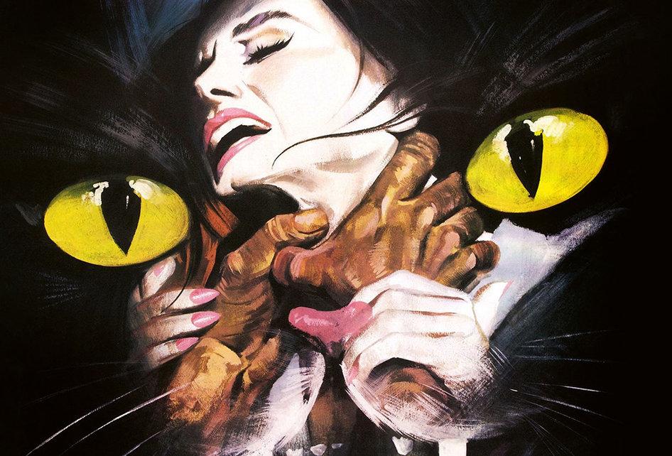Arte Originale The Cat O' Nine Tails Limited Edition UHD (Arrow US) (4k UHD)