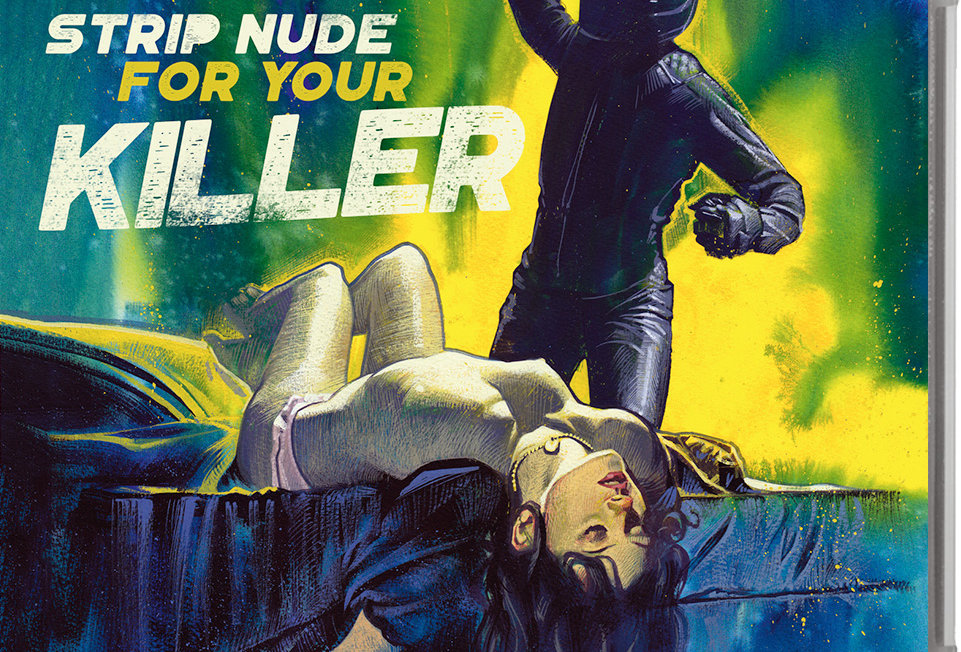 Strip Nude for your Killer (Arrow US)
