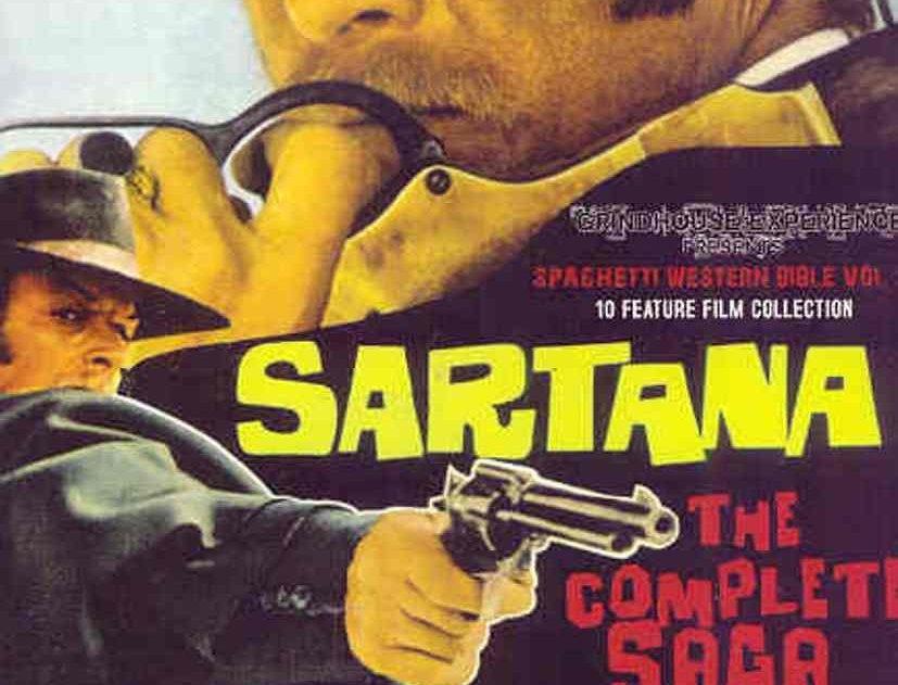 Sartana Complete Saga