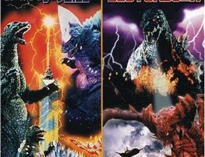 Godzilla vs. Space Godzilla / Godzilla vs. Destroyah