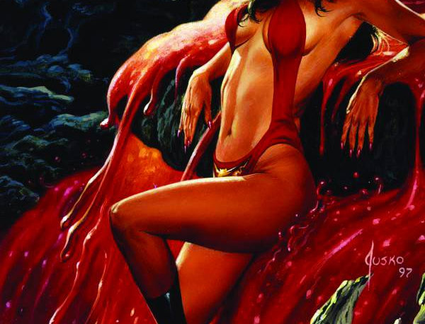 VAMPIRELLA MASTERS SERIES TP VOL 06 JAMES ROBINSON