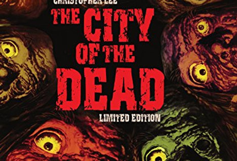 City of the Dead - Remastered Ltd Edition (VCI)