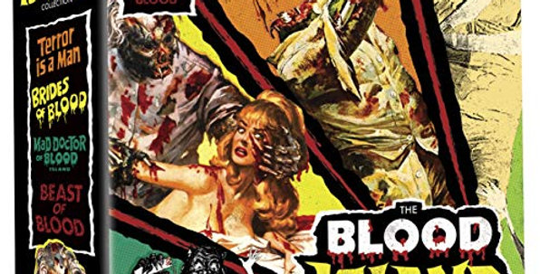 The Blood Island Collection [Limited Edition - only 3500]