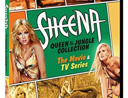 Sheena Collection Dvd