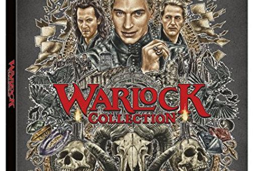 Warlock 1-3 Collection [Blu-ray] [Import]