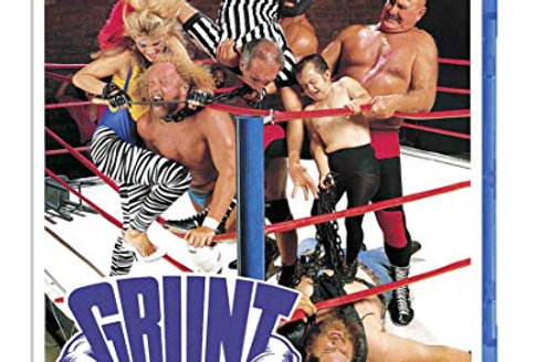 Grunt! The Wrestling Movie (1985) (Scorpion) (Blu-Ray)