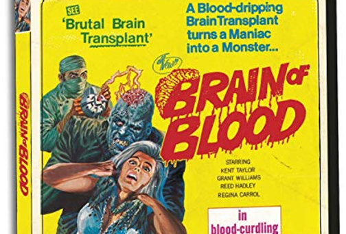 Brain of Blood  & Curse of the Vampires (Severin)