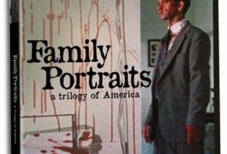 Family Portraits (Severin) (Blu-Ray All Region)