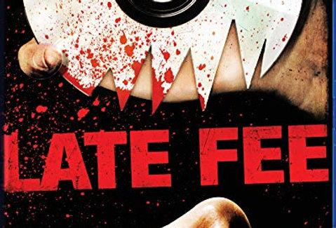 Late Fee) (Media Blasters) (Blu-Ray)