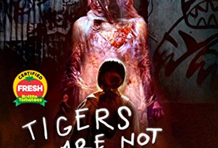 Tigers Are Not Afraid (Dvd)