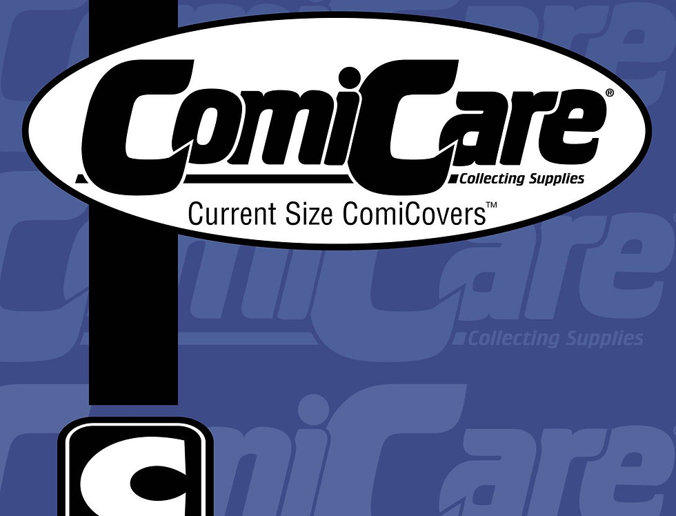 COMICARE CURRENT PE BAGS 100