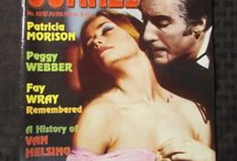 SCARLET STREET Magazine #52 Patricia Morison Van Helsing
