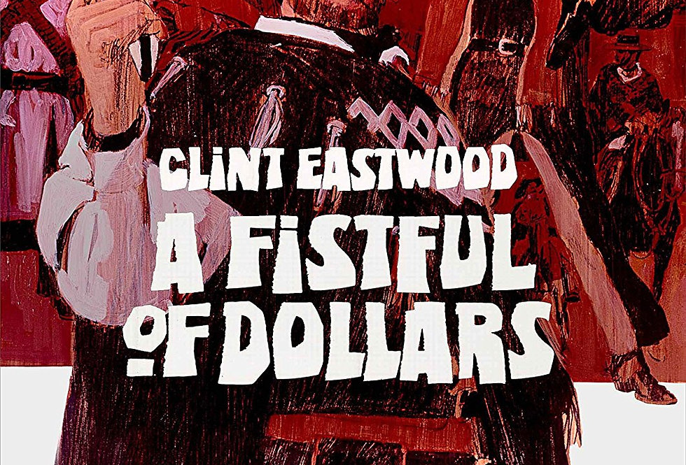 A Fistful of Dollars (Kino Cinema Classics)