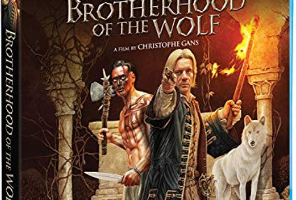 Brotherhood of the Wolf (Collector's Edition) (Shout) (BluRay)
