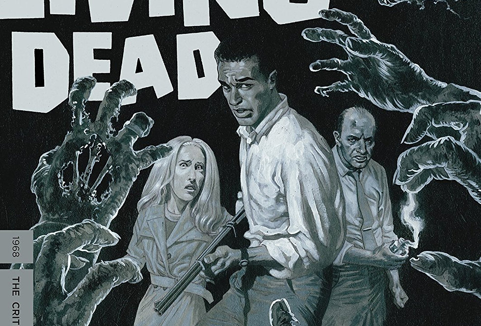 Criterion Collection: Night of the Living Dead