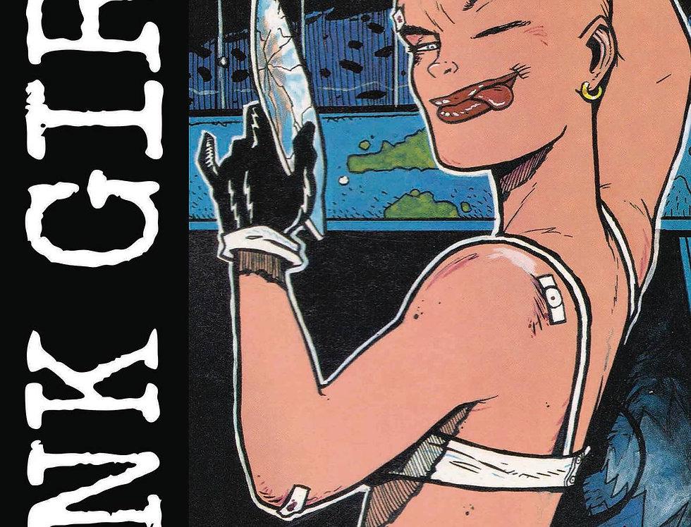 TANK GIRL FULL COLOR CLASSICS 1988-1989 #1 CVR A HEWLETT