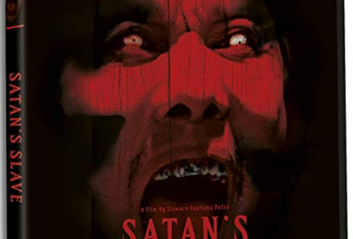 Satan's Slave (Severin) (Blu-Ray All Region)