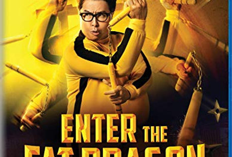Enter The Fat Dragon (Well Go USA) (Blu-Ray)