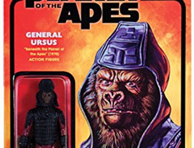 Super 7 Planet of The Apes: General Ursus Reaction Figure