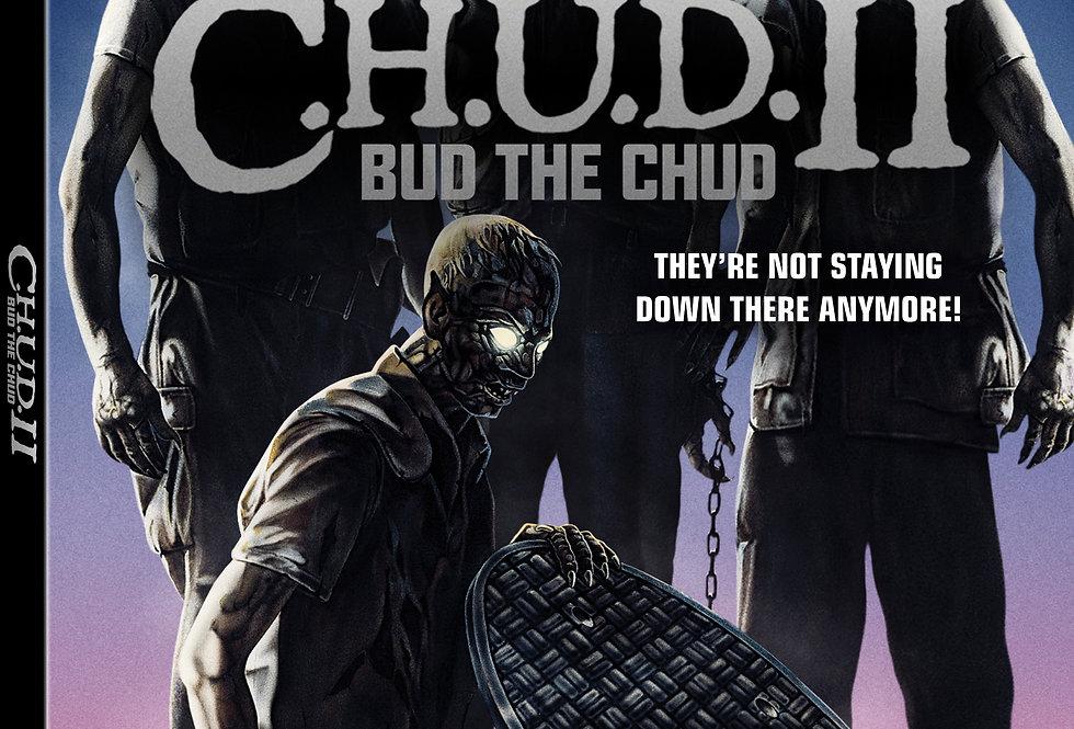 Chud II: Bud the Chud [Blu-ray] [Import]