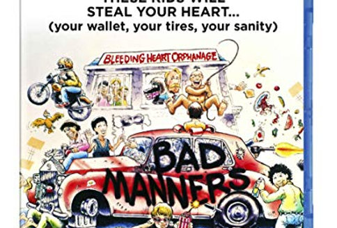 Bad Manners Aka Growing Pains (Scorpion Releasing) (Blu-Ray)