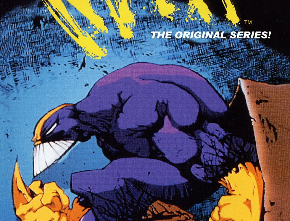The MAXX Complete series Uncut Dvdr