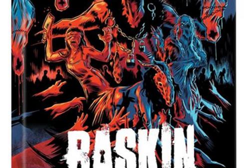 Baskin - Limited Textless Variant Slip Case (Raven Banner) (BluRay)