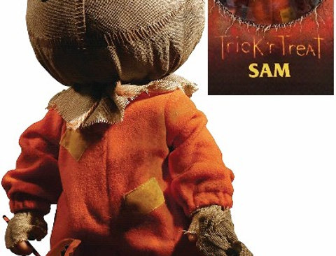TRICK OR TREAT SAM 15IN MEGA SCALE FIG