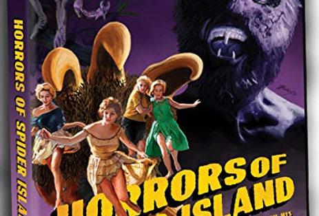 Horrors of Spider Island (Severin) (Dvd Dvd All Region)