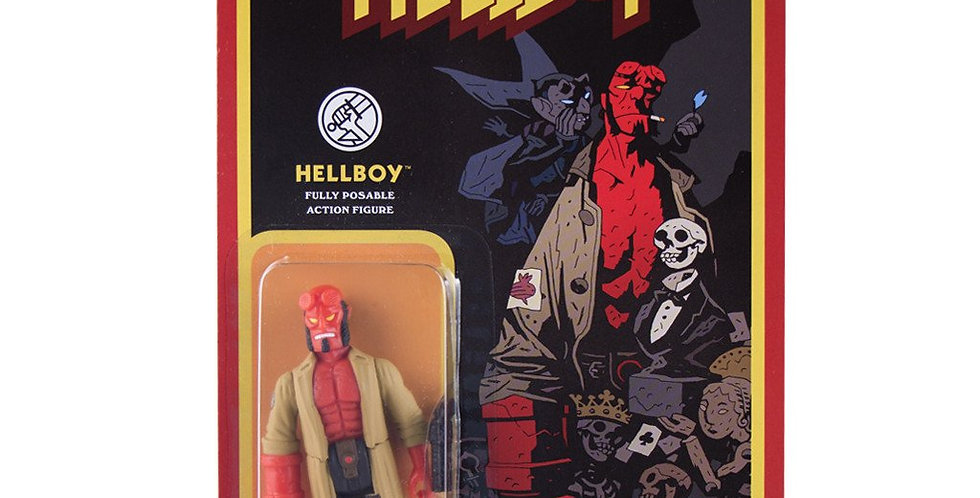Hellboy ReAction Figure