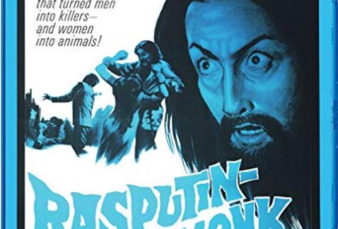 Rasputin The Mad Monk (Scream Factory) (Blu-Ray)