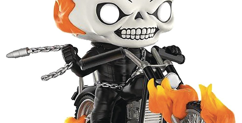 Funko Pop Rides: Marvel Classic Ghost Rider with Bike
