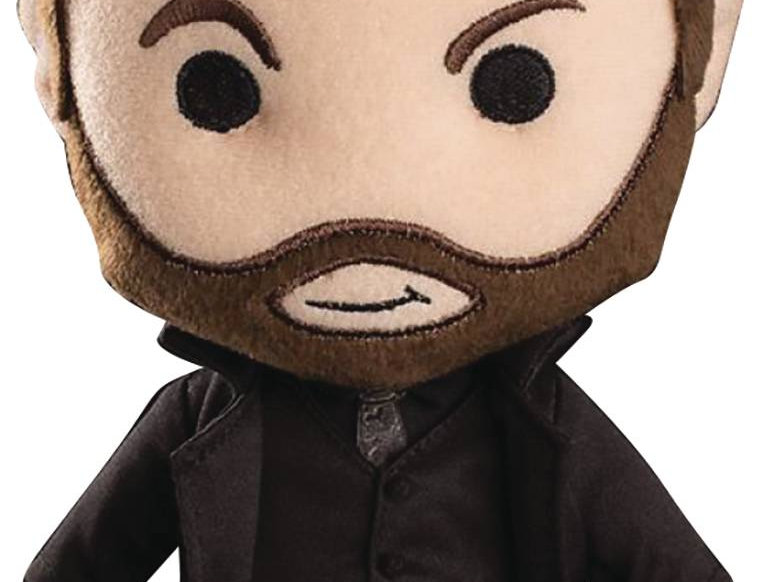 SUPERNATURAL CROWLEY Q-PALS PLUSH