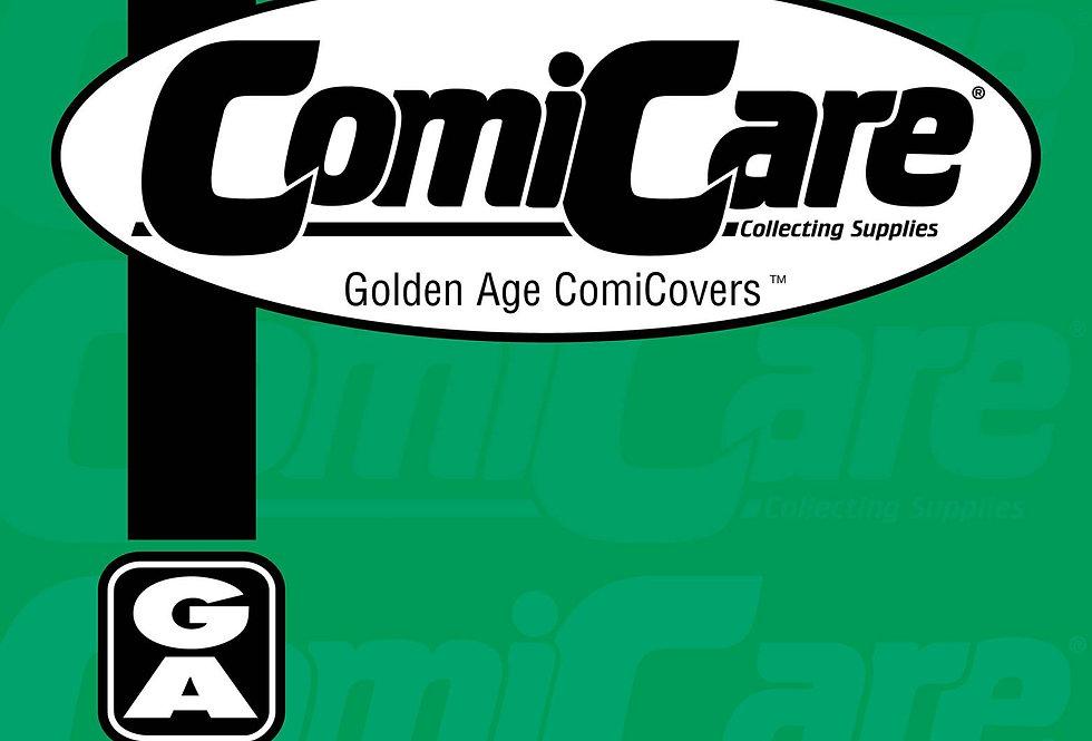 COMICCARE GOLDEN PE BAGS 100