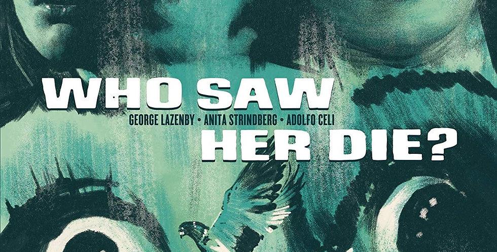 Who Saw Her Die? (Arrow)