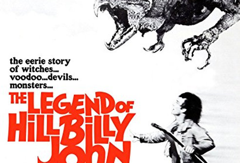 Legend of Hillbilly John (BluRay)