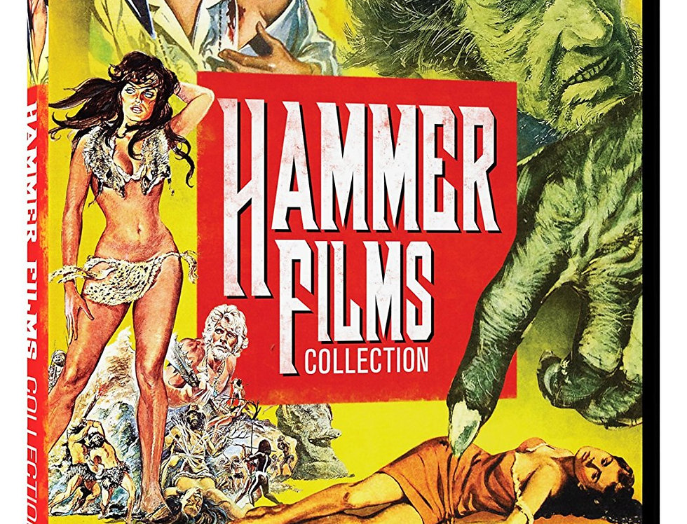 Hammer Film Collection - Volume Two (Dvd)