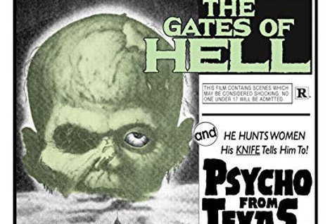 Gates of Hell / Psycho From Texas (Drive-In Double 6 (Dark Force Ent) (Blu-Ray)