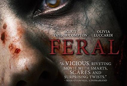 Feral  (DVD)