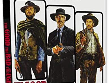 The Good, The Bad and The Ugly (Kino) (4k UHD)
