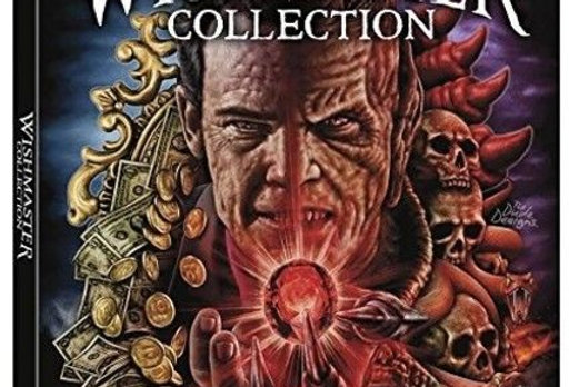 Wishmaster (3 discs) [Limited Edition]
