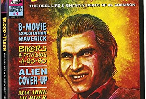 Blood & Flesh: The Reel Life & Ghastly Death of Al Adamson (Severin Blu-Ray All