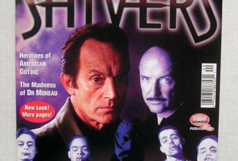 SHIVERS Magazine - No 40