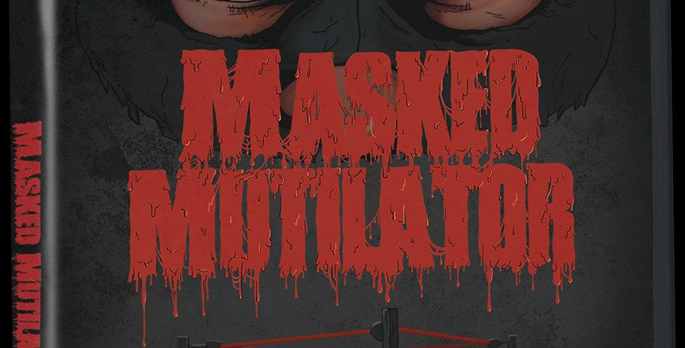 Masked Mutilator (Intervision) (Blu-Ray All Region)
