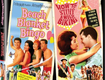 Beach Blanket Bingo / How to Stuff a Wild Bikini