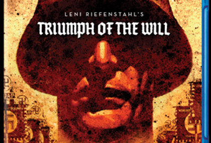 Triumph of the Will [Blu-ray – 2K Remastered Edition]