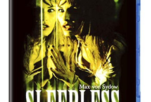 Sleepless (Standard Cover / Scorpion) (Blu-Ray)