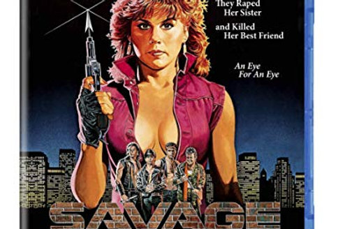 Savage Streets (Code Red)(Blu-Ray)