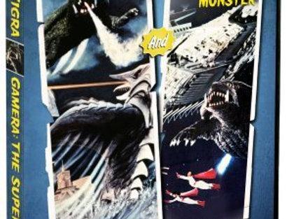 Gamera vs. Zigra / Gamera The Super Monster